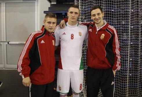 Karacs Dani (Fotó: FTC Futsal)