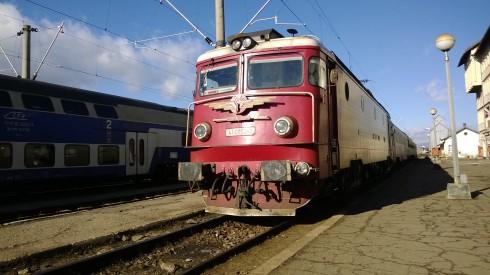 CFR mozdony