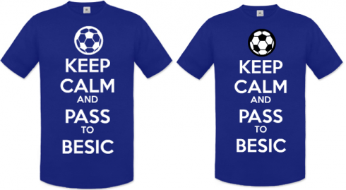 Keep calm and pass to Besic