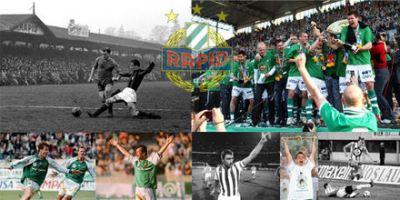 Alles Gute zum Geburtstag, Rapid!